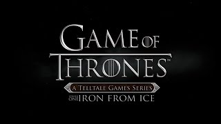 Видео Game of Thrones: A Telltale Games Series