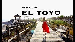Playa El Toyo - Voz de Almería