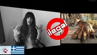 Why Greece? - Draft law penalizing animal welfare by The Orphan Pet