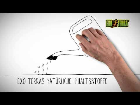 KEIN MAIS! - Exo Terra Futter für Reptilien