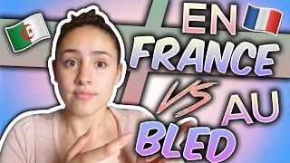 EN FRANCE VS AU BLED