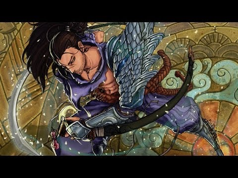 League of Legends : Yasuo Story