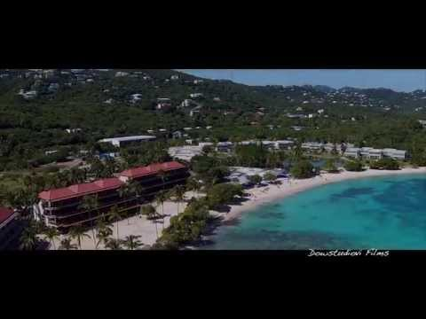 Sapphire Beach Resort, Pretty Klip Point, St. Thomas, with the Dji Phantom Vision Plus V2