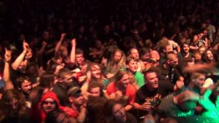 Video NAPALM DEATH Live At OEF 2013