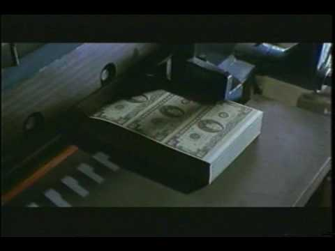 money making - To live and die in L.A. Movie 1985.