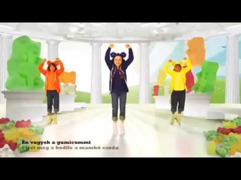 ★ Just Dance Kids 2 - I'm a Gummy Bear (The Gummy Bear Song) (HD) ★