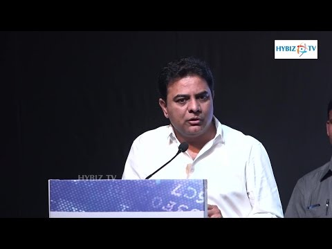 IT Minister KTR about Cyber Security Conclave 2.0
