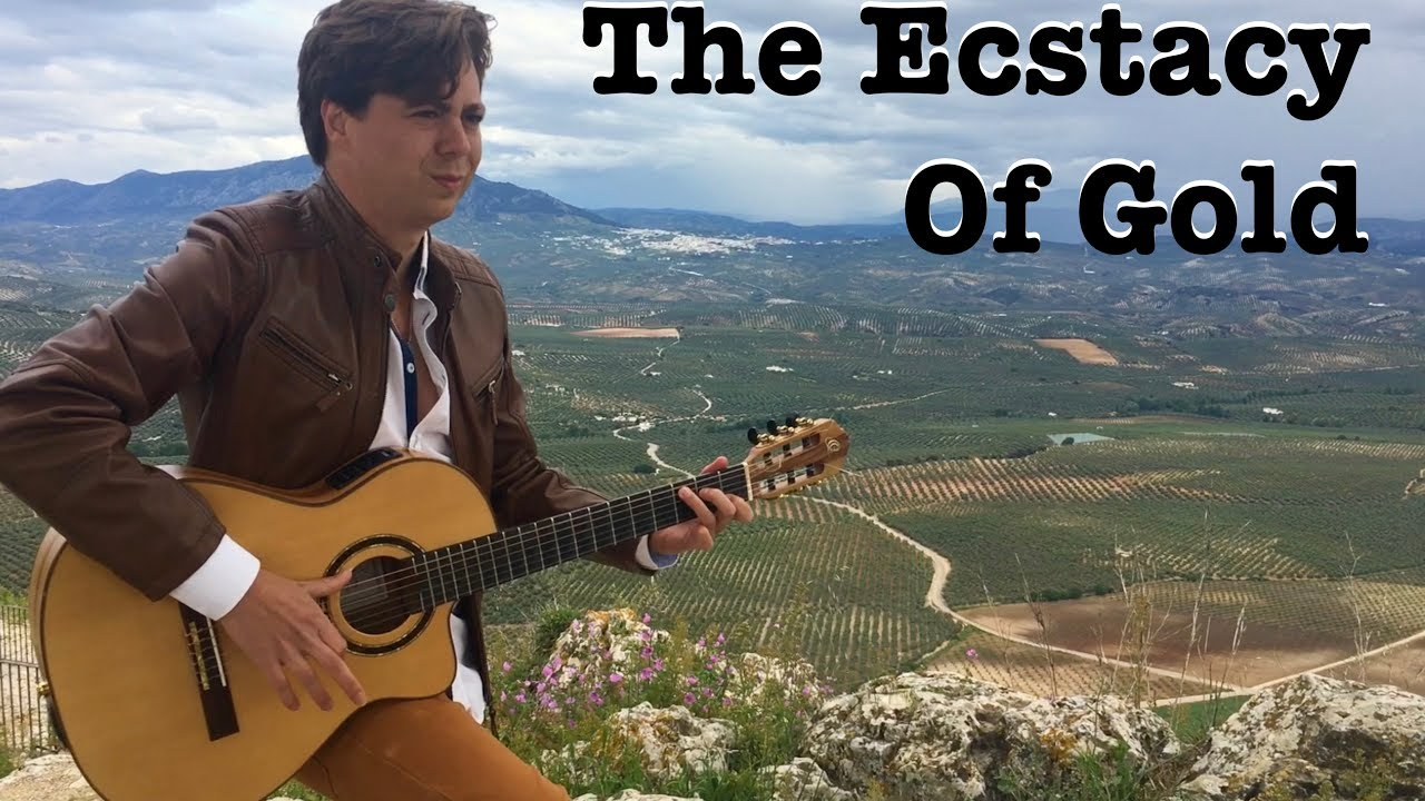 The Ecstacy of Gold (Ennio Morricone) Acoustic – Classical Fingerstyle Guitar by Thomas Zwijsen