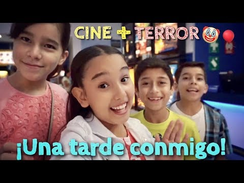 ¡Una tarde conmigo! / Cine / Parque / Amigos ❤️