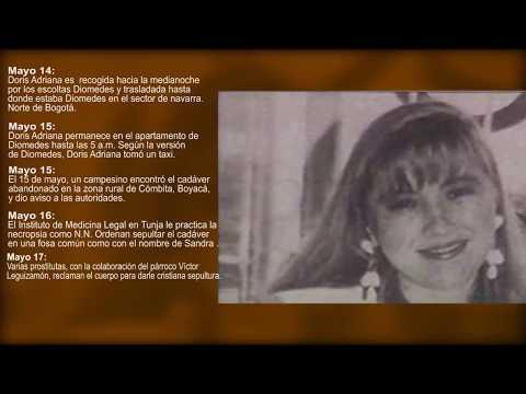Como Murio Doris Adriana Niño