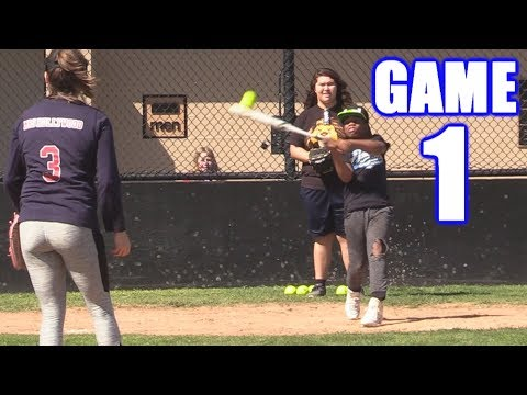 AMAZING OPENING DAY! | On-Season Softball Series | Game 1