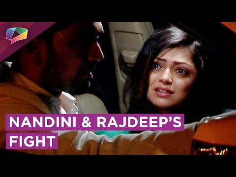 Nandini Breaksdown After A Fight With Rajdeep | Si