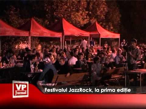 Festivalul JazzRock, la prima ediţie