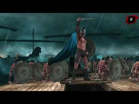 "300: Rise of an Empire - ""Seize Your Glory"" Game Trailer [HD]"