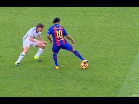 Ronaldinho 2017 ● Skill Show ● Football & Futsal - Thời lượng: 5 phút, 31 giây.