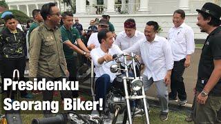 MotoVLog - Motor ini Dipesan Pak Jokowi [Chopperland]