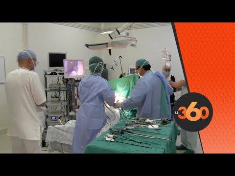 العرب اليوم - شاهد: أطباء وممرضون يُطلقون مبادرة أسبوع الجراحة بمستشفى محمد السادس