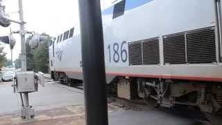 Southern Pines (NC) United States  city images : Amtrak #92 Silver Star Southern Pines, NC 8/18/2014