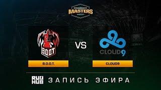 B.O.O.T-[S] vs C9, game 1