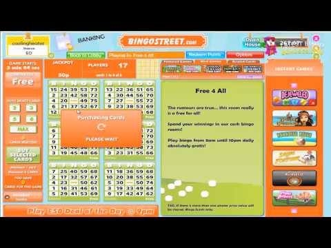 Bingo Street Video Review