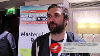 Gary moderated a panel and has seen a few conferences in his time - here's what he though about App Promotion Summit ...