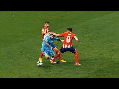 Trying To Stop Lionel Messi 2017/2018 | HD