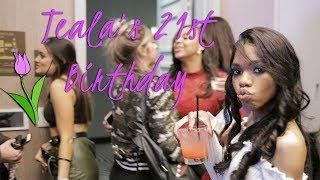 Teala Dunn's 21st Birthday Party!! by Teala Dunn
