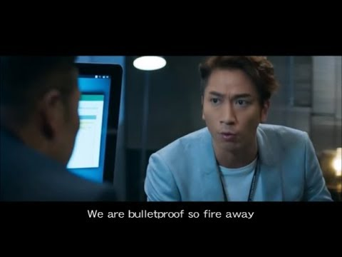 MV [Lyrics] Reunion《飛虎之潛行極戰》主題曲 Flying Tiger Theme Song - 林峯 & MC Jin (歐陽靖)