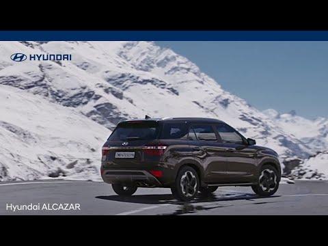 Hyundai Alcazar-Choose To Live The Grand Life