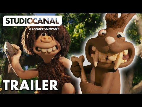 Watch a Cave Man in First Teaser for Aardman s New Film Early