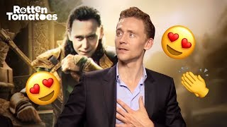 Thor: The Dark World Star Tom Hiddleston Sweeps His Fans off Their Feet full download video download mp3 download music download