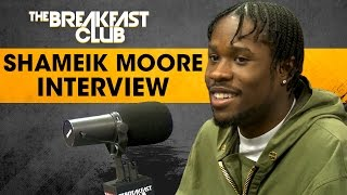 Shameik Moore AKA Shaolin Fantastic Teaches Charlamagne & Envy How To Bust Stupid Dope Moves