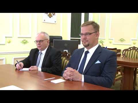 Igor Dodon s-a întîlnit cu Ambasadorul Republicii Polone în Republica Moldova