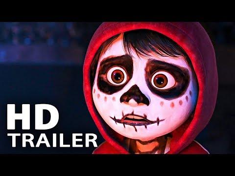 COCO - Trailer 4 (2017)