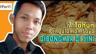 Video Mengintip Bisnis Keripik Singkong Balado Pedas - RESEP JADUL RASA GAUL MP3, 3GP, MP4, WEBM, AVI, FLV Mei 2019