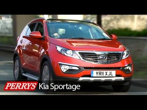 Kia Sportage eco Dynamics Review (2013)