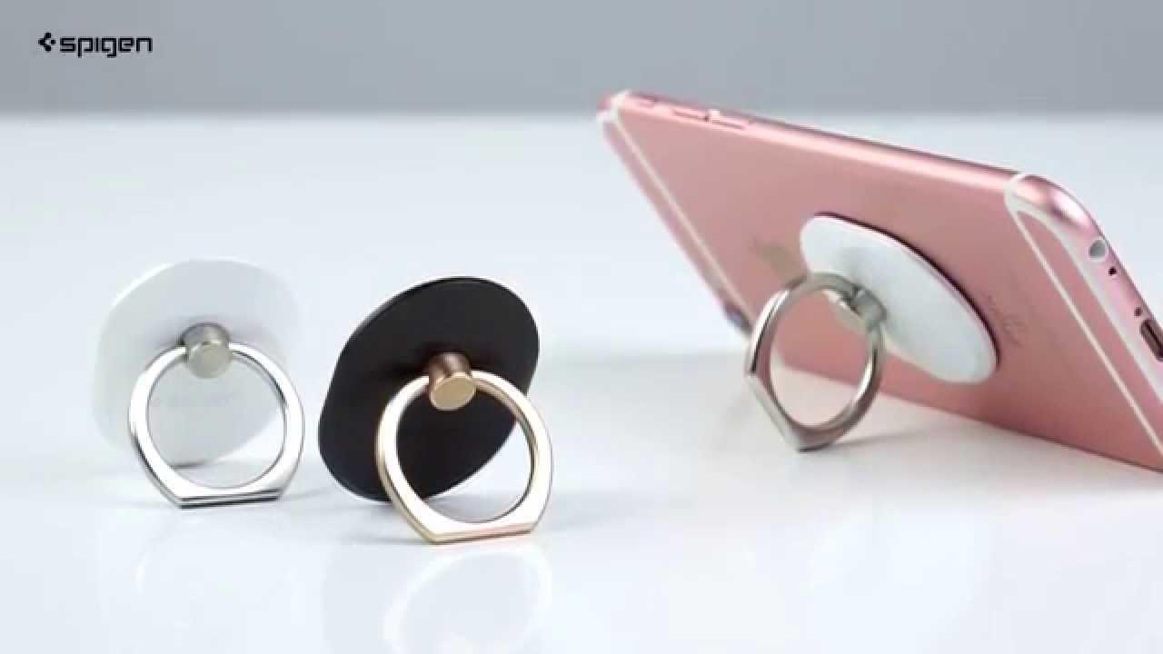 Spigen Style Ring (White) video thumbnail