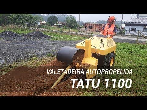 Valetadeira autopropelida Lippel TATU 1100