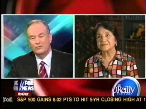 May 2006 - Dolores Huerta Visits