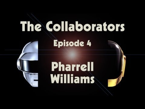 "0 Daft Punk ""Random Access Memories"" The Collaborators: Pharrell Williams"