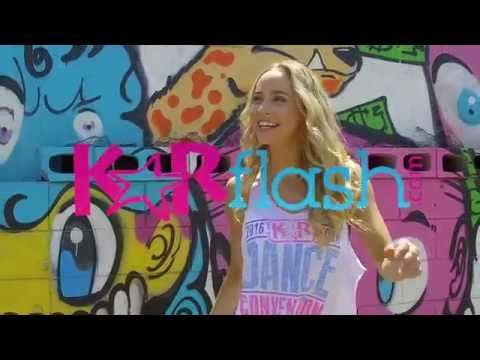 KARflash - Briden Starr in the new KAR Convention Collection