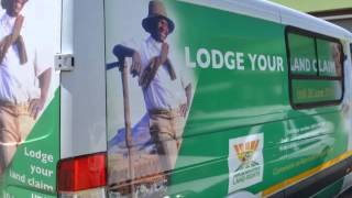 Radio advert on lodgement of land claims (Southern Sotho version)