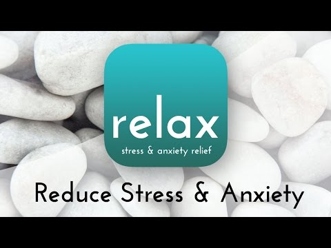 Video of Relax Lite: Stress Relief