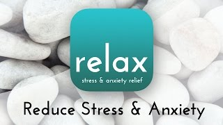 Relax: Stress & Anxiety Relief YouTube video