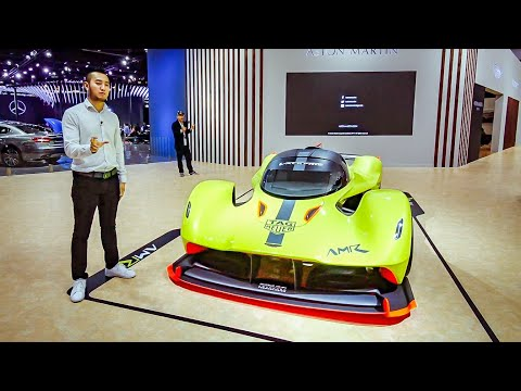 Siêu phẩm Aston Martin AMR Valkyrie động cơ 1000 mã lực hút khi tự nhiên khủng nhất thế giới | XEHAY - Thời lượng: 14 phút.