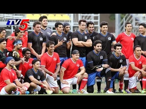 Bollywood Actors Charity Football Match : TV5 News