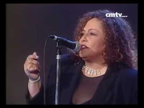 Maria Creuza video Garota de Ipanema  - CM Vivo 2000
