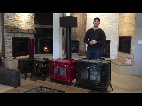 Vermont Castings Wood Burning Stove General Review