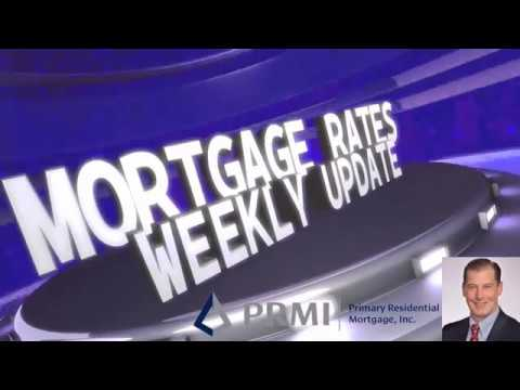 Mortgage Rates Weekly Update January 8 2018