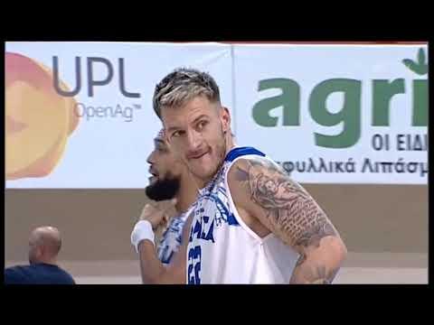 Λάρισα – Άρης | Basket League | 13/10/2019 | ΕΡΤ